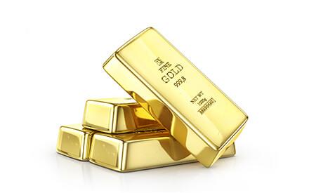 金のインゴット・金塊